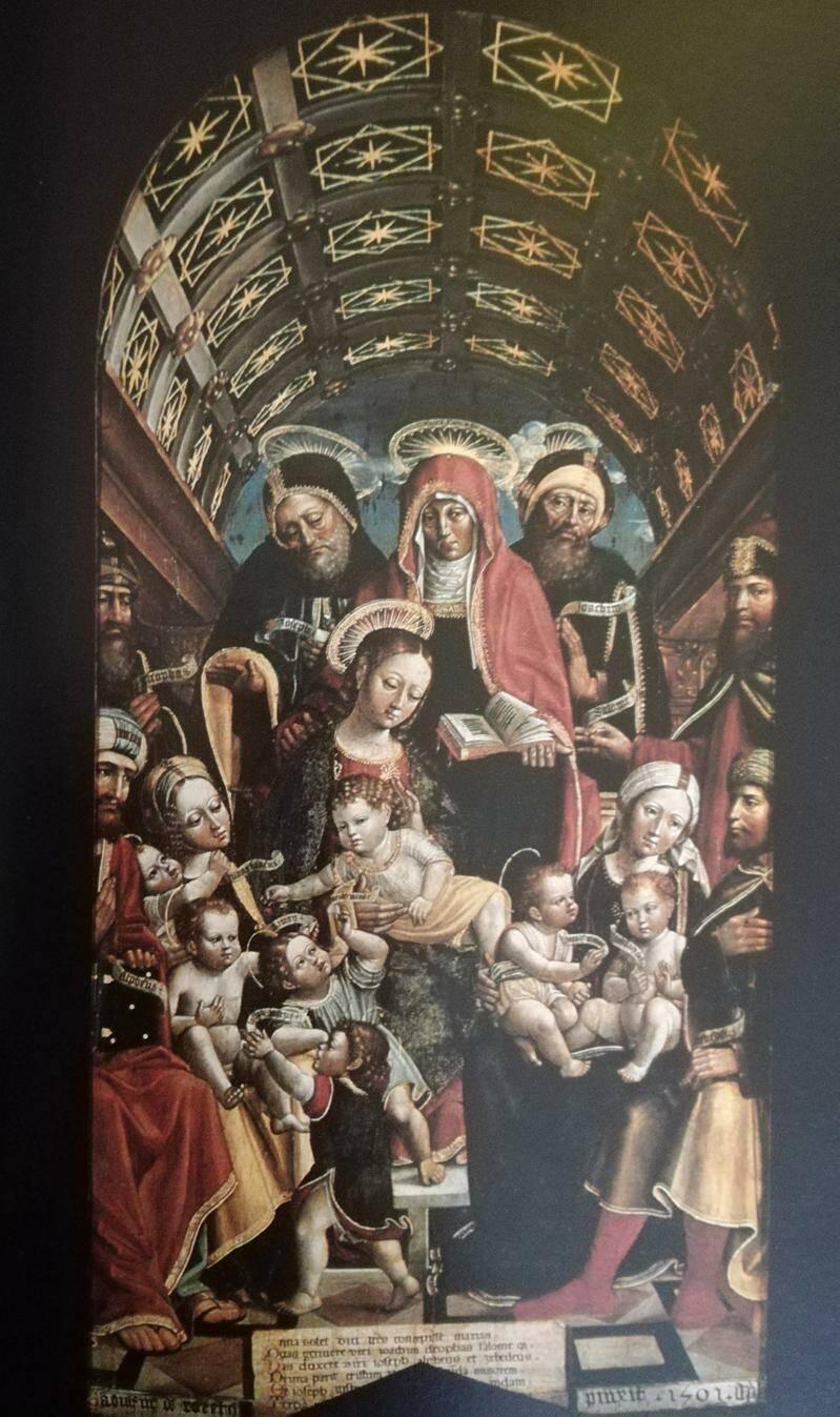 Genealogia della Vergine