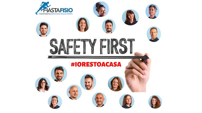hastafisio safetyfirst
