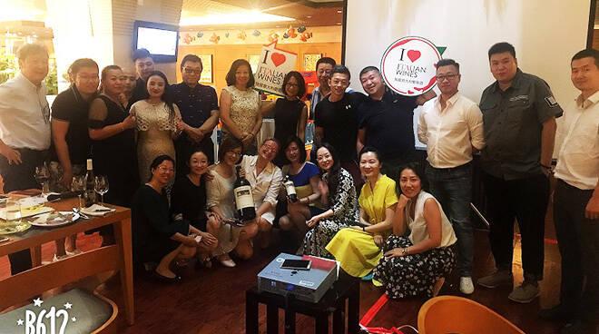 Le Donne del Vino sostengono il Project Ganbei