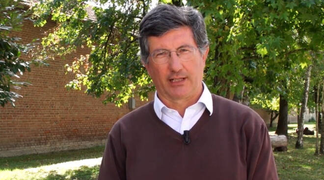 Luca Brondelli, presindente confagricoltura alessandria