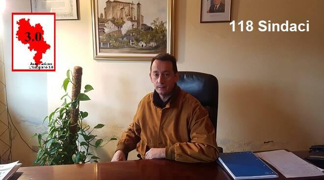 Luigi Ferrero  Sindaco di Frinco