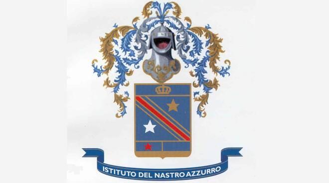 nastro azzurro logo