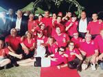Pro Loco di Revigliasco d'ASti dona alla Croce Verde 1000 euro