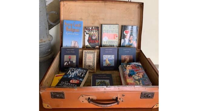 valigia fontanile libri