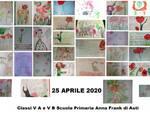 25 aprile classi 5a e 5b anna frank