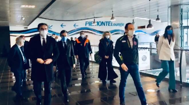 Arrivo medici in Piemonte