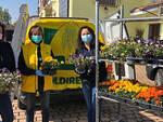 """Donne Impresa Coldiretti Asti, offerti vasi di fiori per """"giardino terapia"""""""