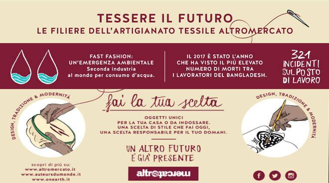 Filiera tessile: un altro futuro è già presente