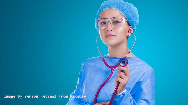 infermiere, infermiera, infermieri, Image by Yerson Retamal from Pixabay
