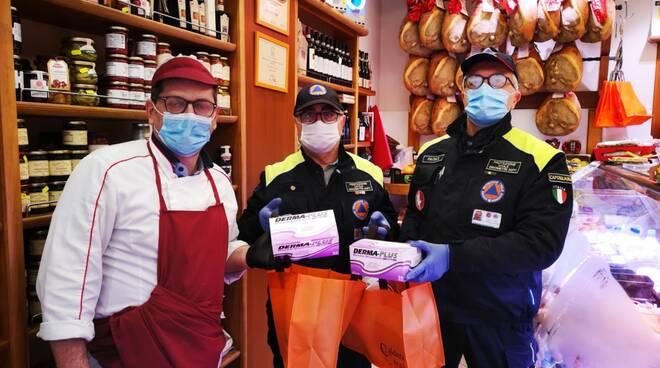 progeo donazione mascherine