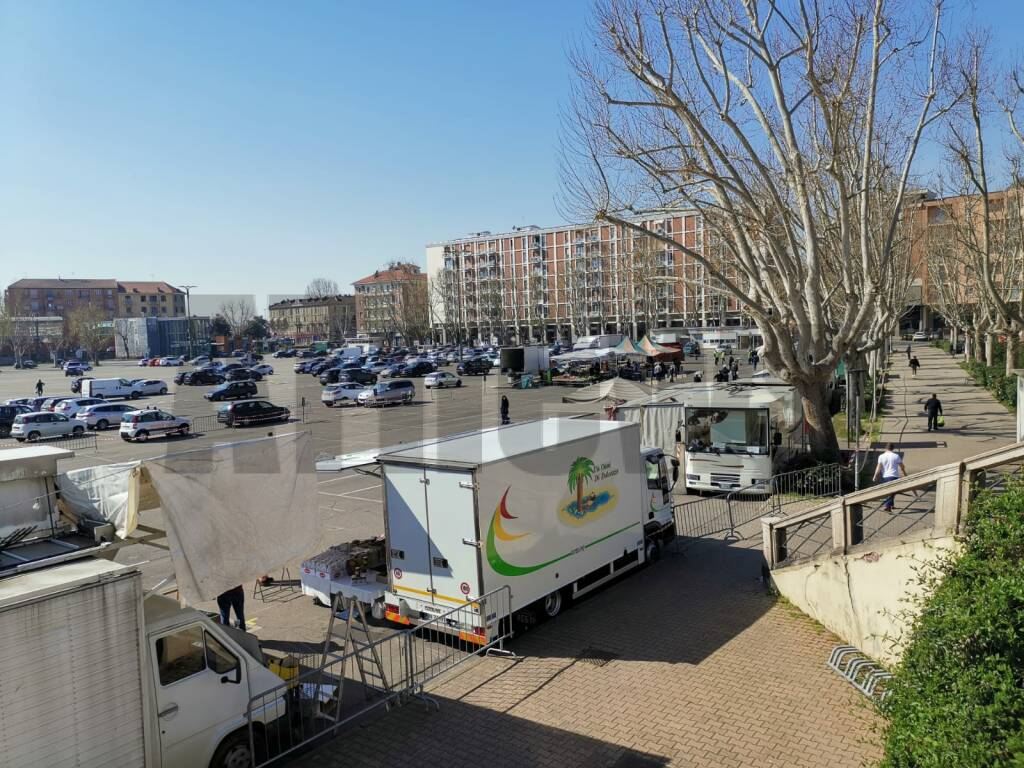 Riapertura mercati Asti mercoledì 8 aprile