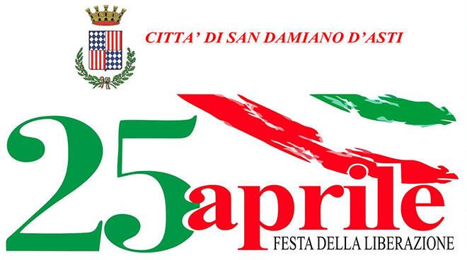 San Damiano d'Asti festeggia il 25 aprile