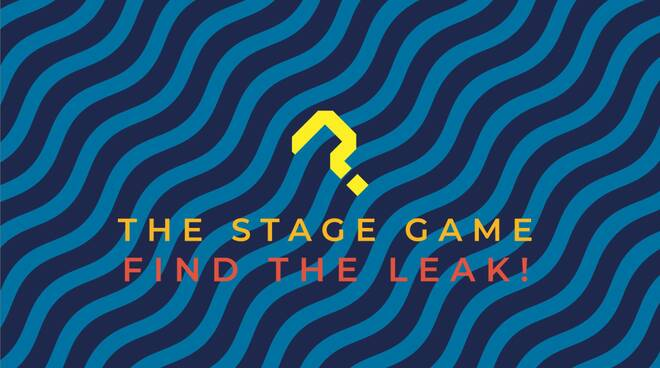 The Stage Game – H2O Find the leak