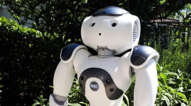 Un social robot aiuterà bambini in queste settimane di isolamento