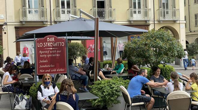 Asti riparte mercati bar