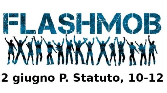 flash mob 02062020 coordinamento asti est