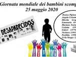 giornata internazionale dei bambini scomparsi 2020