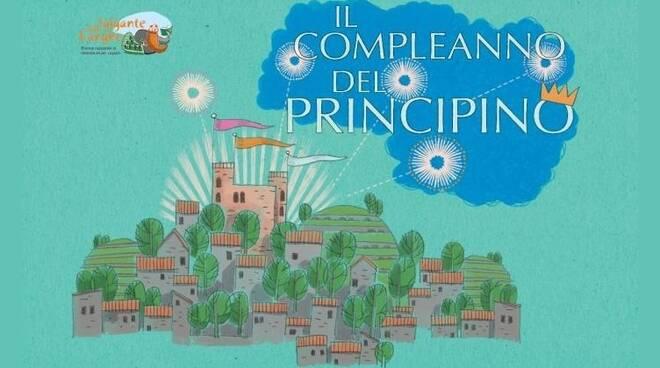 il compleanno del principino
