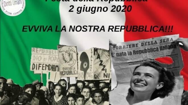 Il Coordinamento Nazionale Diritti Umani celebra la Festa della Repubblica
