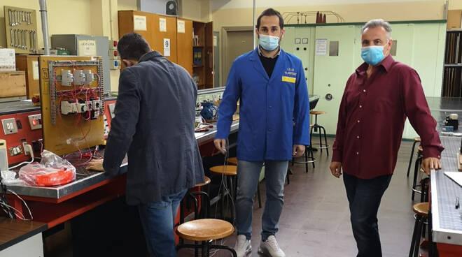 L'Istituto Artom di Asti contribuisce alla didattica a distanza del Ministero su Rai Scuola