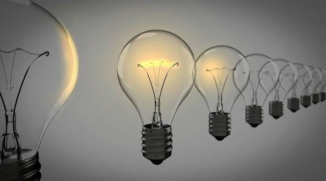 luce lampadine