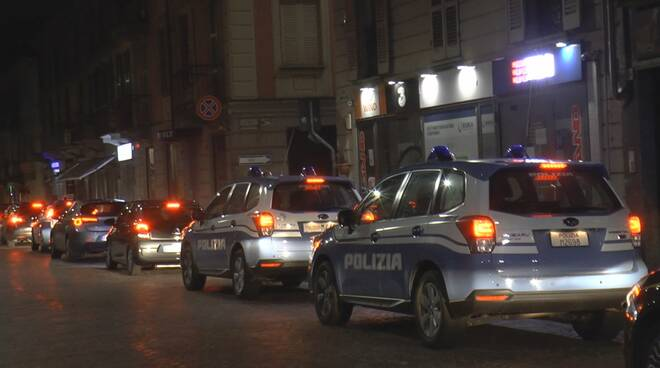 operazione finanza e polizia