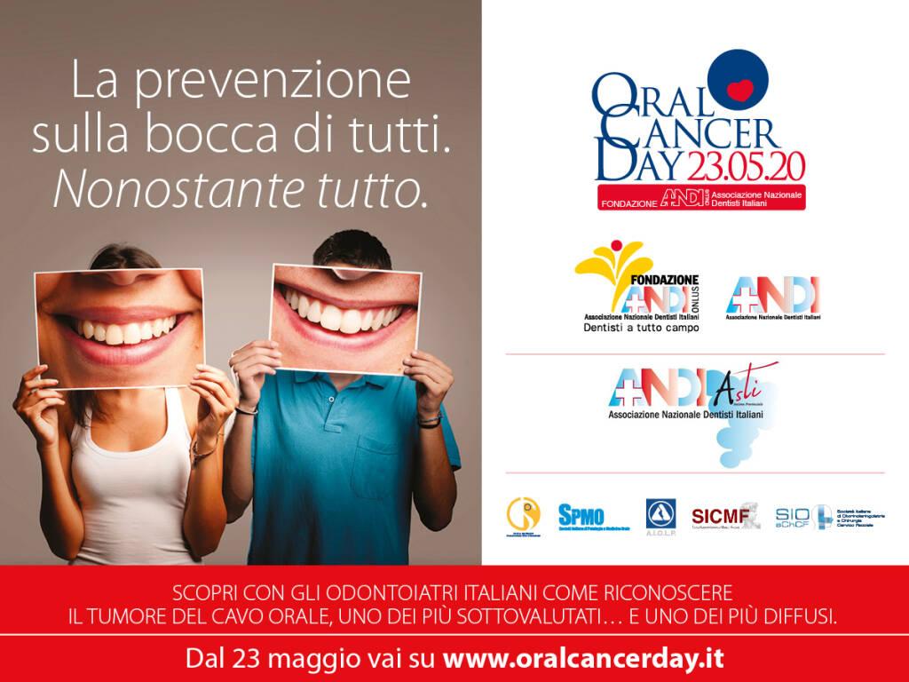 oral cancer day 2020