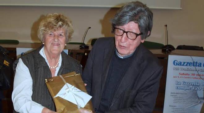 """Patrizia Porcellana: A don Vittorio Croce, un amico """"andato avanti"""""""