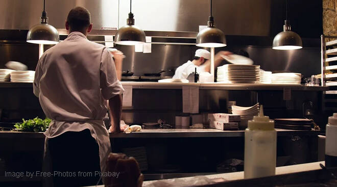 ristoranti, ristorante, cucina