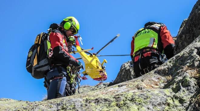 soccorso alpino repertorio