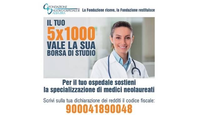5x1000 fondazione ospedale alba bra