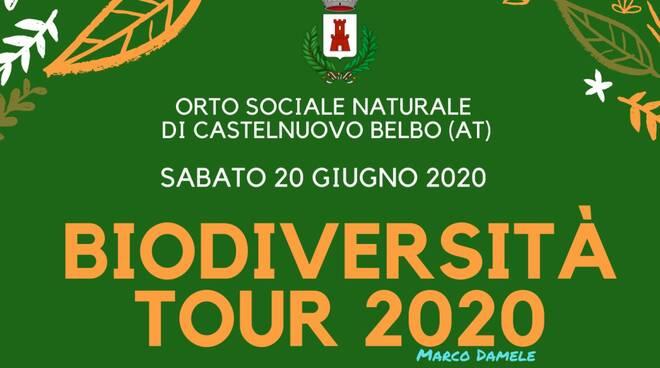 biodiversità tour 2020 castelnuovo belbo