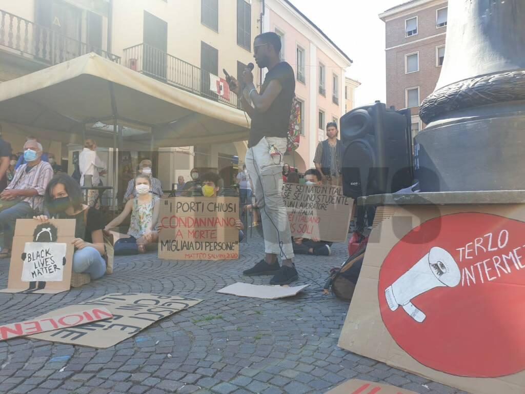Black lives matter Asti