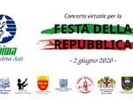 Concerto virtuale per la Festa della Repubblica 2020