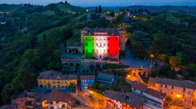Castello Gancia a Canelli