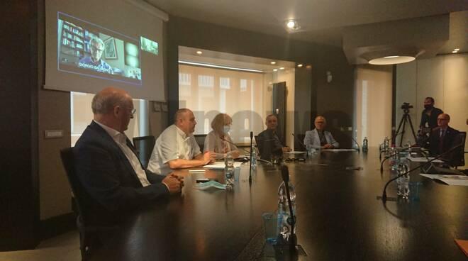 Conferenza banca di Asti e caritas