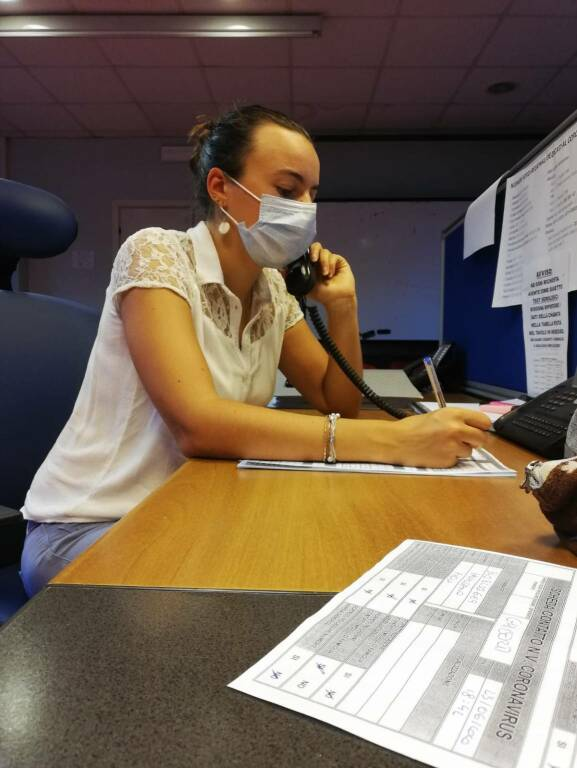 Coronavirus Piemonte, in tre mesi 100.750 chiamate al numero verde 800192020