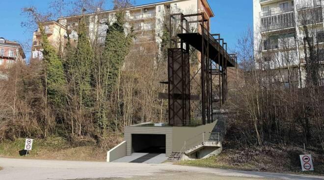 Costigliole d'Asti: tramonta il progetto dell'ascensore