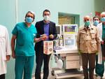 Covid-19, una nuova donazione del Rotary Club Asti all'ospedale Cardinal Massaia