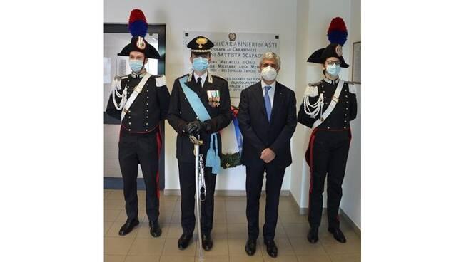 festa carabinieri 2020