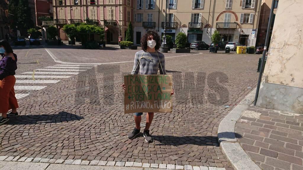 """Flash Mob """"Cittadini e cittadine per un'altra normalità"""""""