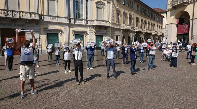 Flash Mob lega Asti 02062020