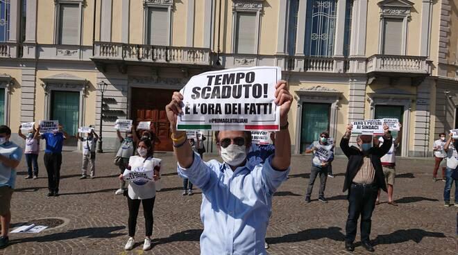 Flash Mob lega Asti 02062020