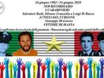 Locandina Locandina strage della Circonvallazione 16 giugno 2020