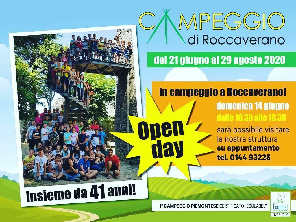 Open day roccaverano