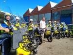 Poste italiane: la ripartenza è sempre più green ad Asti 11 nuovi tricicli elettrici