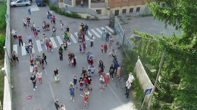 Scuola Serravalle fine anno 2020