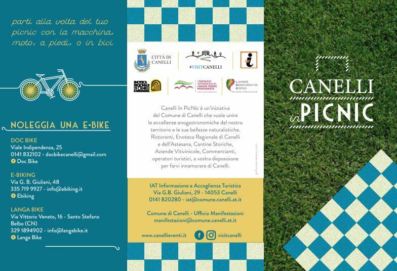 Canelli in Pic-Nic