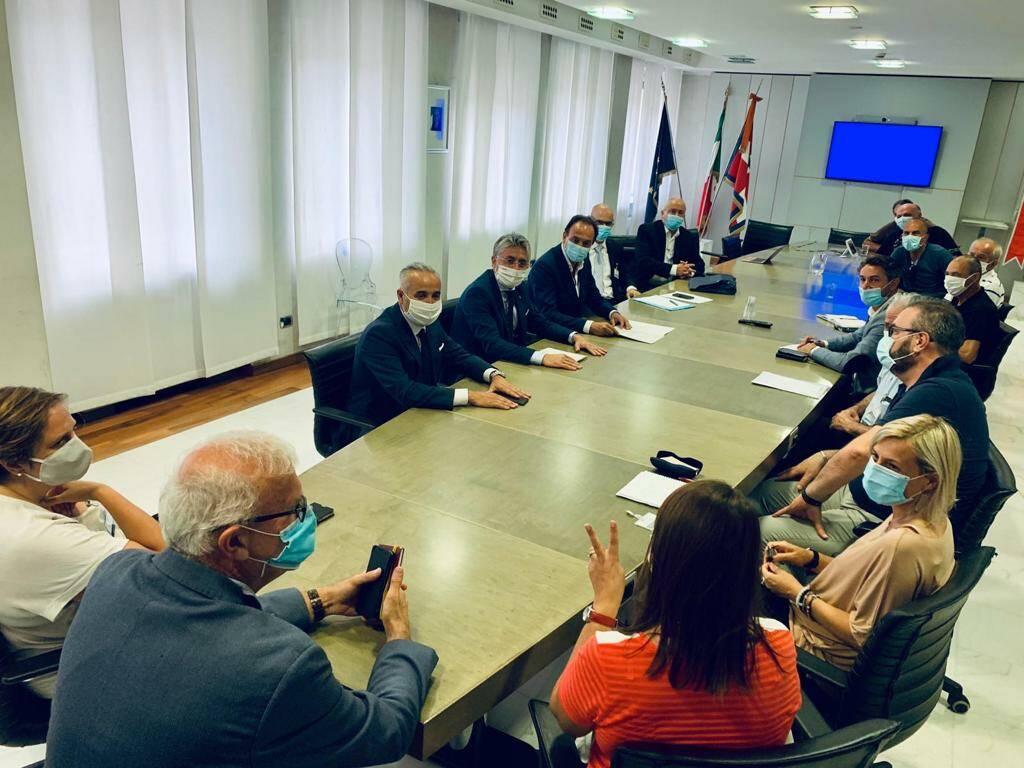Alba: il sindaco ha partecipato all'incontro in Regione sulla Stamperia Miroglio di Govone