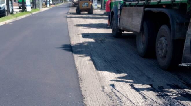 asfaltatura alba